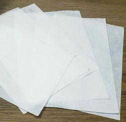 Filter insert fabric 100% Polypropylene non-woven 6 pack of