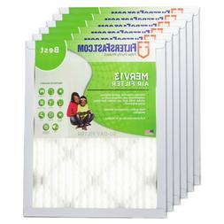 "FiltersFast 1"" Merv 13 Air Filters - 6-Pack For Air Conditio"