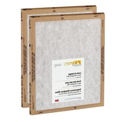 3M Filtrete Basic White  Flat Panel Air Furnace Filter COUNT