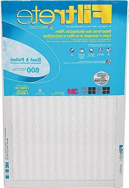 Filtrete Dust & Pollen Reduction Filters 9884DC-6, 14 in x 3
