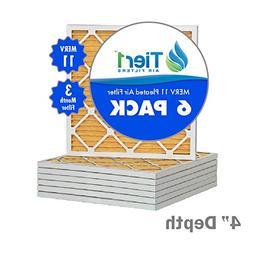 20x25x4 Filtrete Ultra Allergen Comparable Air Filter MERV 1