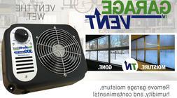 Garage Vent   Eliminate garage of humidity & moisture! Keep
