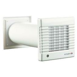 Garage Ventilation Fan 6 in Duct 158 CFM Wall-Through Kit Re
