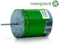 GE • Genteq Evergreen 1/2 HP 230 Volt Replacement X-13 Fur