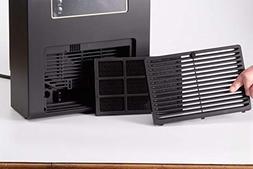 EdenPURE GEN21 Infrared 3-in-1 Zone Heater, Fan and Air Puri