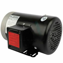 General Electric Motor 1 HP 56C Frame 3450 RPM Single Phase