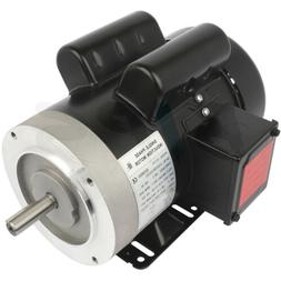 General Electric Motor 2 HP Single Phase 3450 RPM 56C Frame
