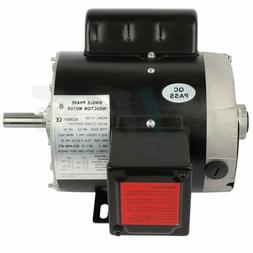 General Electric Motor 3/4 HP 3450 RPM 56 Frame Single Phase