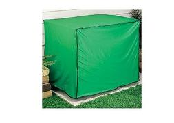 Green Vinyl Condensing Unit Cover, Protect The Central Air C