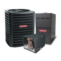 Goodman GSX160601 Single-Phase 16 Seer R-410A Condensing Uni