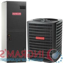 GSX140361,ARUF37C14 3 Ton 14 SEER Multi Speed Goodman Centra