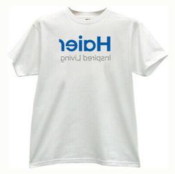 Haier air conditioner appliances t-shirt