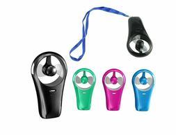Handheld Mini Portable Super Mute USB Air Conditioner Summer