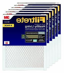 Filtrete Healthy Living Elite Allergen Reduction Filter MPR