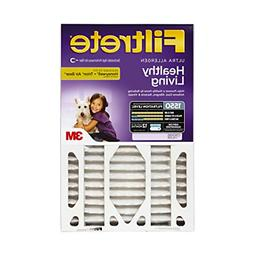 Filtrete 20x25x5, AC Furnace Air Filter, MPR 1550 DP, Health