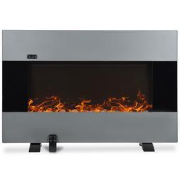 Della© 1500W Heat Electric Wall Mount & Free Standing F