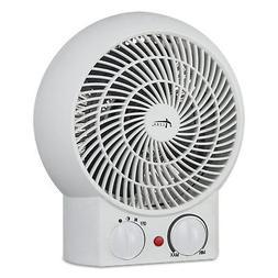 """Alera Heater Fan, 8 1/4"""" x 4 3/8"""" x 9 3/8"""", White HEFF10W"""