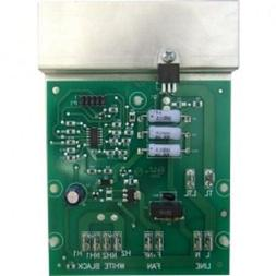 EdenPURE Heater PC Control Board - Rear US009 OEM - NEW