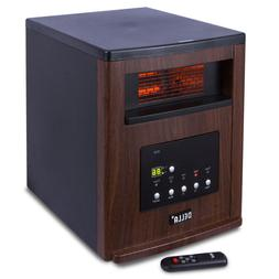 Della© Heater Portable Space Infrared Heater w/ Remote