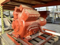 Trane Hermetic Compressor