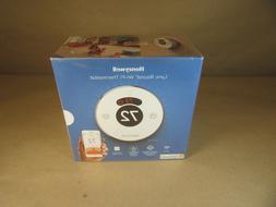 "Honeywell RCH9310WF5003 3-3/4"" Round White Lyric Wi-Fi Therm"