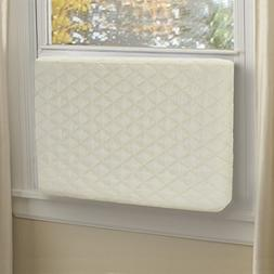 Jeacent Indoor Air Conditioner Cover Beige