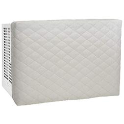 Indoor Quilted Window Air Conditioner Cover, Keeps Cold Air