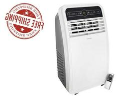Insignia™ - 350 Sq. Ft. Portable Air Conditioner - White/G