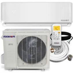 PIONEER Air Conditioner Inverter+ Ductless Wall Mount Mini S