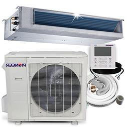 PIONEER Air Conditioner Inverter++ Split Heat Pump, 36,000 B