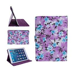 iPad Case,TOPCHANCES®  iPad Case Stand Folio Cover     with