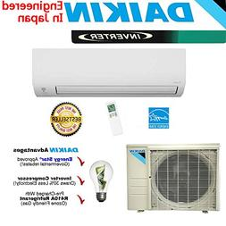 Daikin 18,000 BTU 220V/18 SEER Mini Split Inverter Air Condi