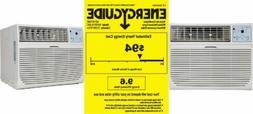 Keystone 10,000 BTU 230V Through-The-Wall Air Conditioner wi