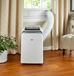 Arctic King 8,000 BTU Portable Air Conditioner, White FREE S