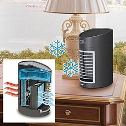 Kool Down Evaporative Air Cooler Portable 2-Speed Mini Air C