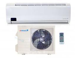 Klimaire KSIL036-H215 36 000 BTU Mini Split-Heat Pump and Du