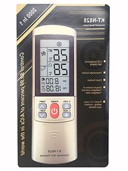 Meide KT-N828 Universal AC Air Conditioner Remote Control Fo