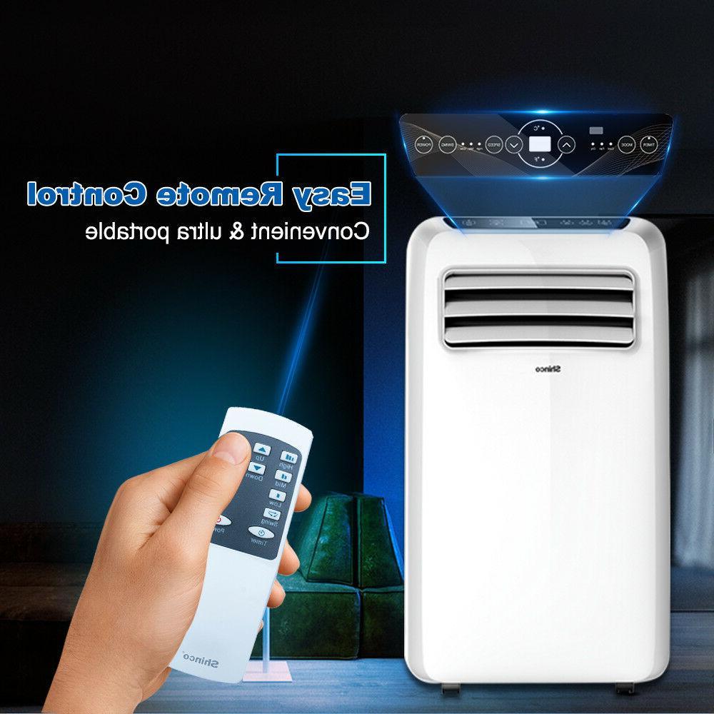 Shinco 10 000 Btu Portable Air Conditioner Dehumidifier