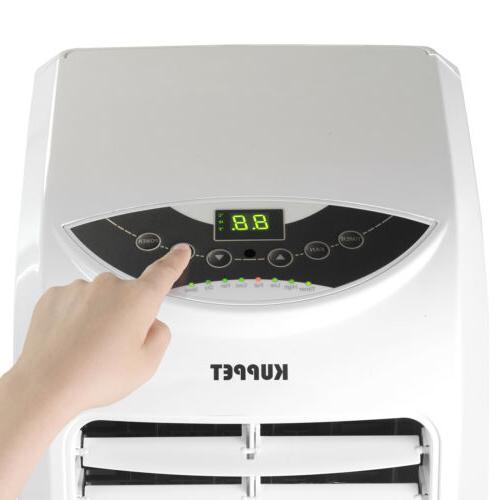 10000BTU Portable Air Conditioner Remote Dehumidifier