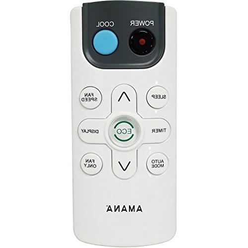 Amana 24,000 Window-Mounted Air Remote