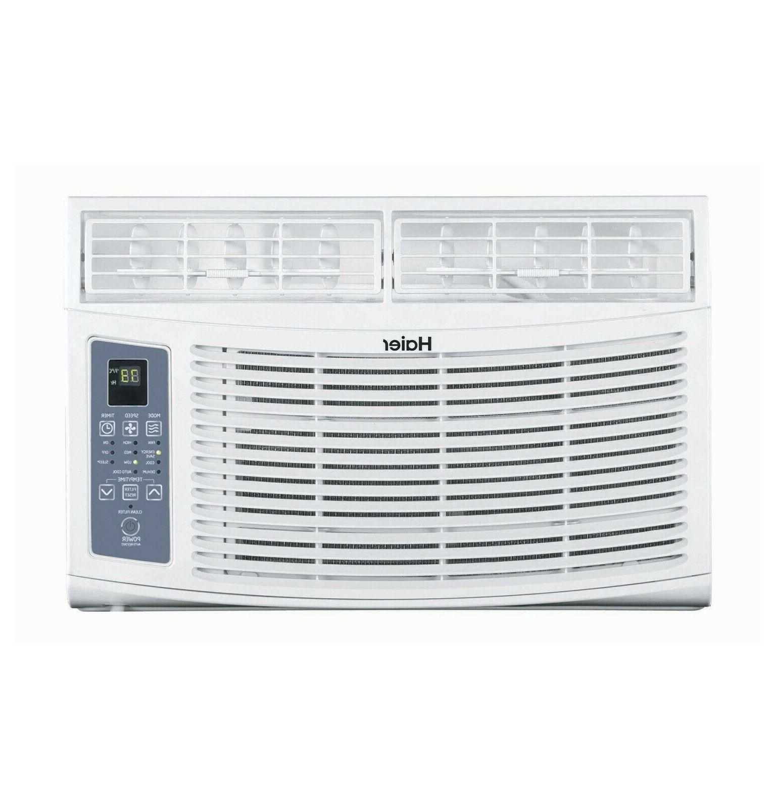 NEW HAIER 10000 BTU MODEL HWR10XCR-T WINDOW ROOM AIR CONDITI