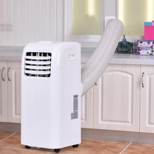 Home 10000BTU Air Conditioner&Dehumidifier 2Way Up/Down Circ
