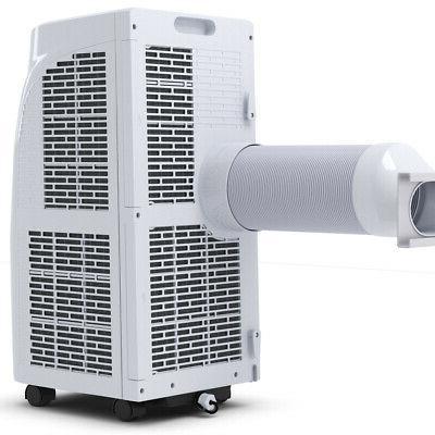 10000 BTU Portable Conditioner Remote Compact Single