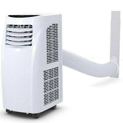 10000 BTU Portable Air Conditioner Remote Control Dehumidifi