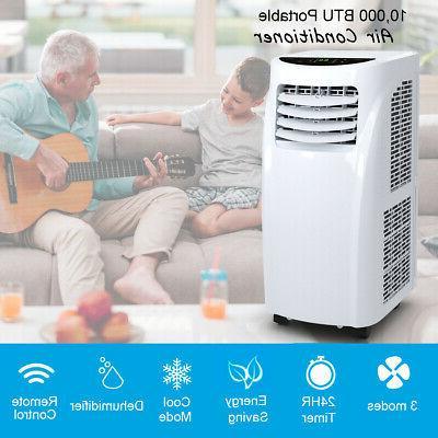 10000 BTU Conditioner Remote Compact