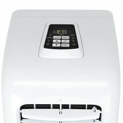 10000 BTU Portable Conditioner & Dehumidifier Function Remote Kit