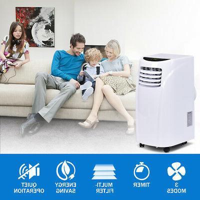 10000 BTU Portable Air Conditioner Remote w/ Window Kit