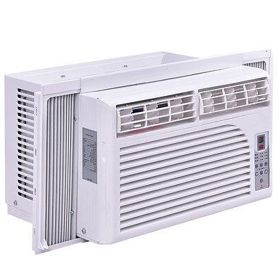 New 6K BTU Compact Window-Mounted Air Conditioner Remote Control