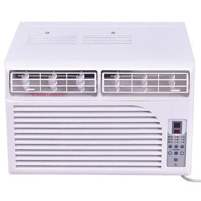 new 8k btu white compact 115v window