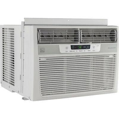 10000 btu window air conditioner electronic controls